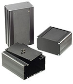 Aluminium Cases for Enclosures